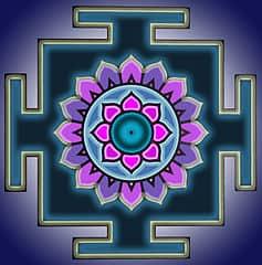 237px-Dhumavati_yantra_color