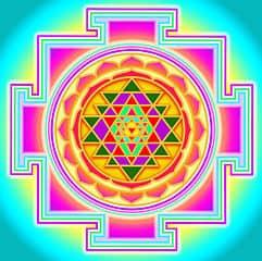 241px-Tripura-sundari_yantra_color